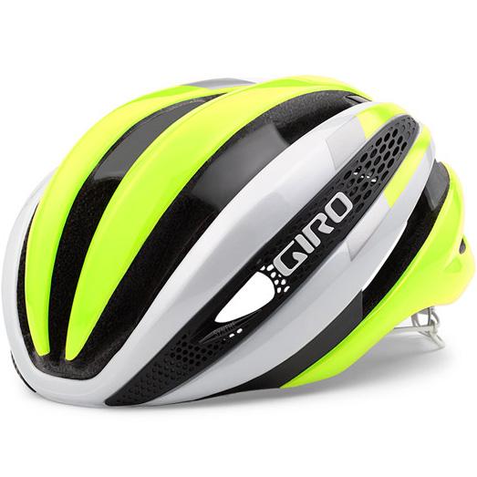 【メーカー再生品】 ジロ SYNTHE SYNTHE ホワイト ヘルメット ジロ/ハイライトイエロー ヘルメット, シャレもん:6c36d9e8 --- canoncity.azurewebsites.net