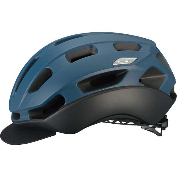 OGKカブト KOOFU(コーフー) BCグロッスベ2 マットネイビー ヘルメット