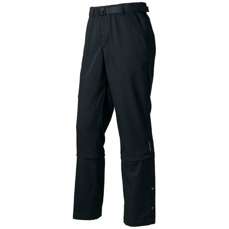 パールイズミ 【9130】バイカーズ パンツ 9.ブラック