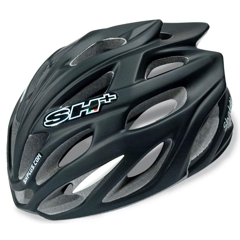 SH+ SHABLI ブラックマット ヘルメット
