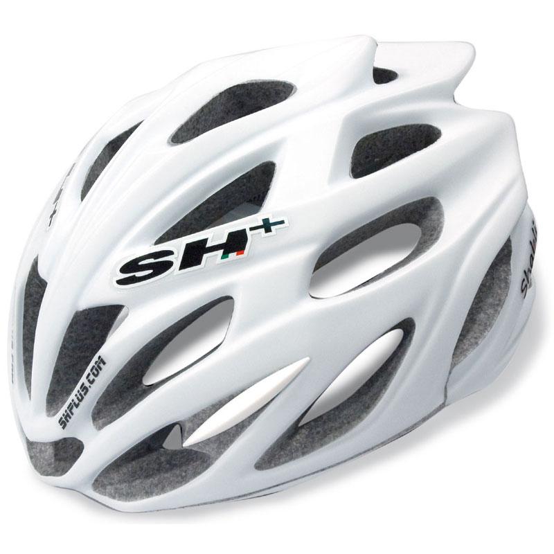 SH+ SHABLI ホワイトマット ヘルメット