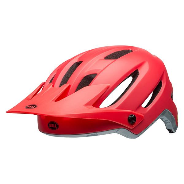 ベル 4フォーティ MIPS マットハイビスカス/スモーク ヘルメット