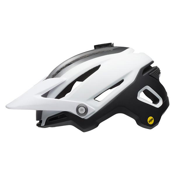 ベル シクサー MIPS マットホワイト/ブラック ヘルメット