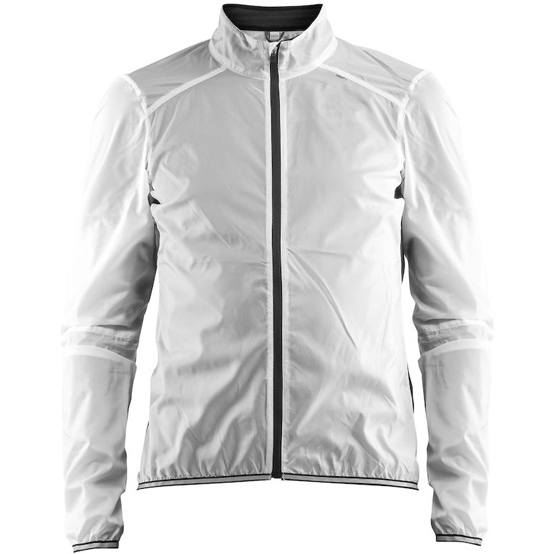 クラフト Lithe Jacket M ホワイト/ブラック