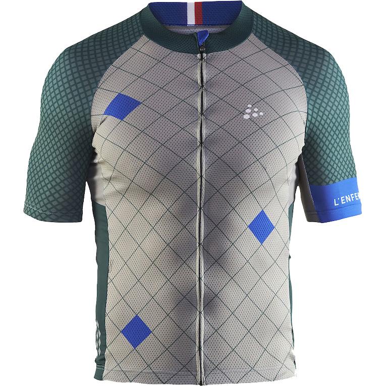 クラフト Monument Jersey M Pari-Roubaix