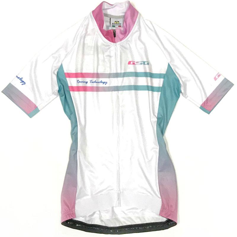 GSG AD-R Lady Jersey ホワイト/ピンク