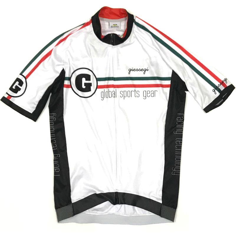 GSG G-RX Jersey ホワイト