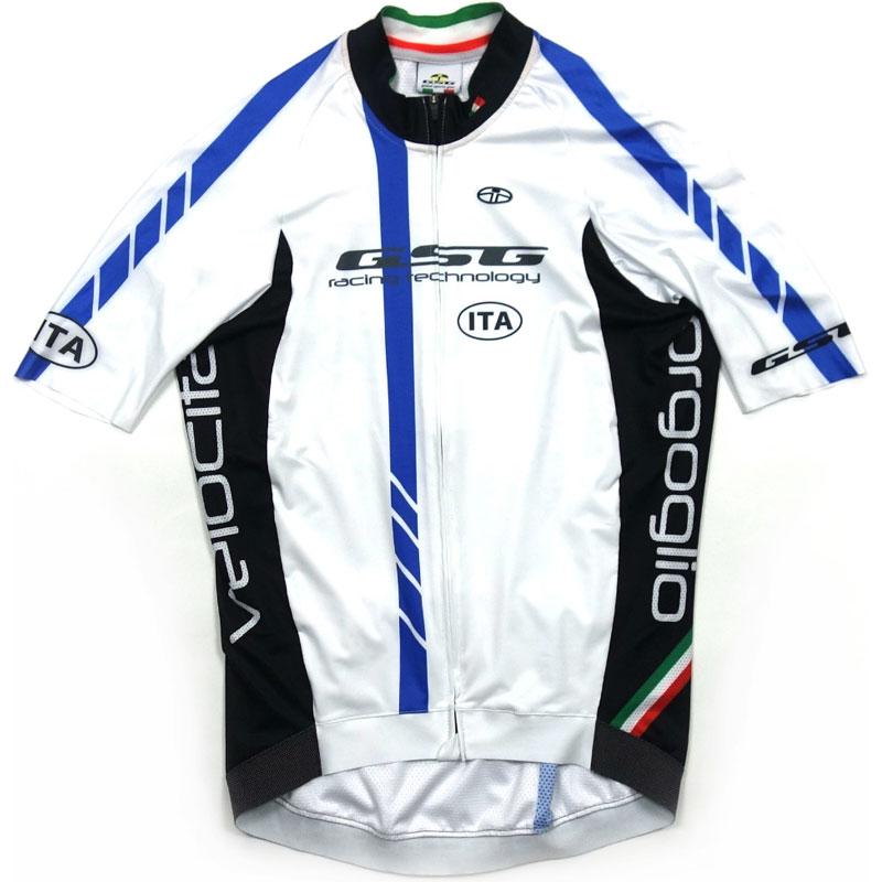 GSG GZ-R Jersey ホワイト/ブルー