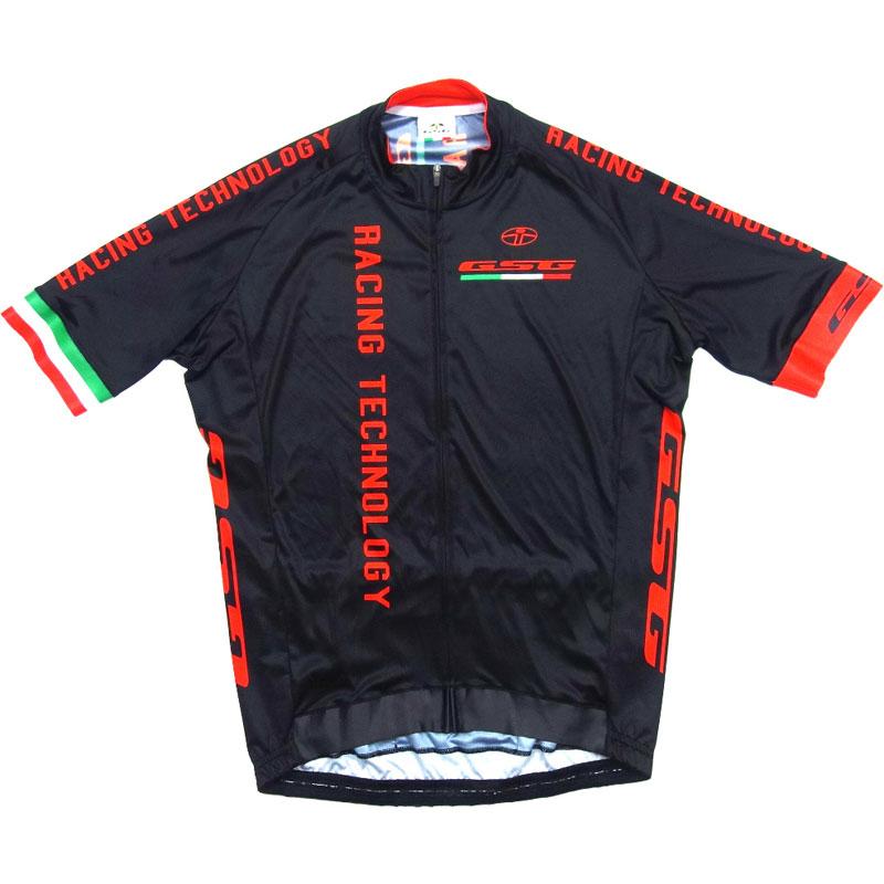 【現品特価】GSG RT-G Jersey ブラック【現品特価】GSG/レッド, オリジナル革製品KC.sオンライン:b29b3c3a --- wap.cadernosp.com.br