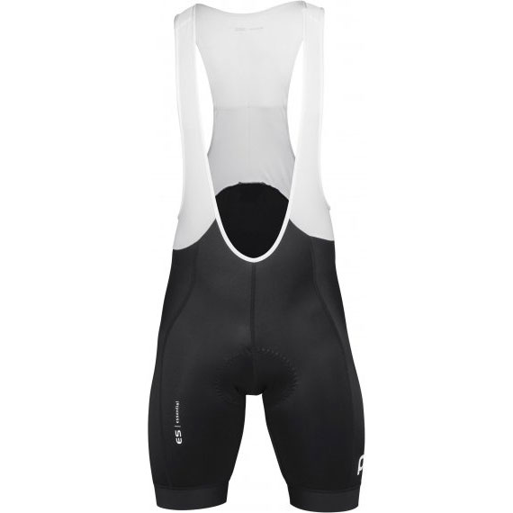 POC Essential Road Bib Shorts Black
