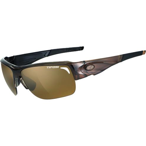 ティフォージ エルダーSL クリスタルブラウン ブラウンポラライズド 偏光レンズモデル サングラス