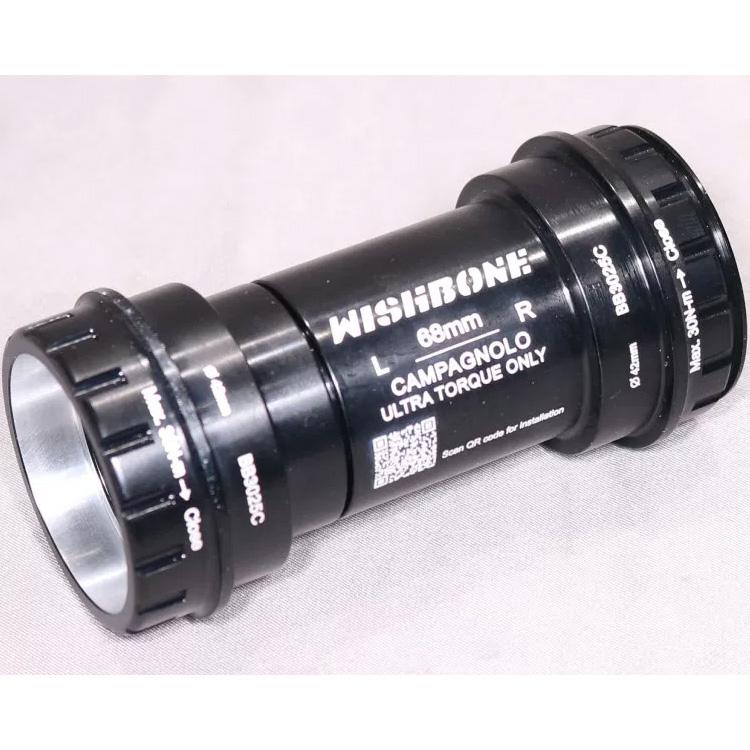 ウィッシュボーン BB3025C 42mm/68mm ボトムブラケット