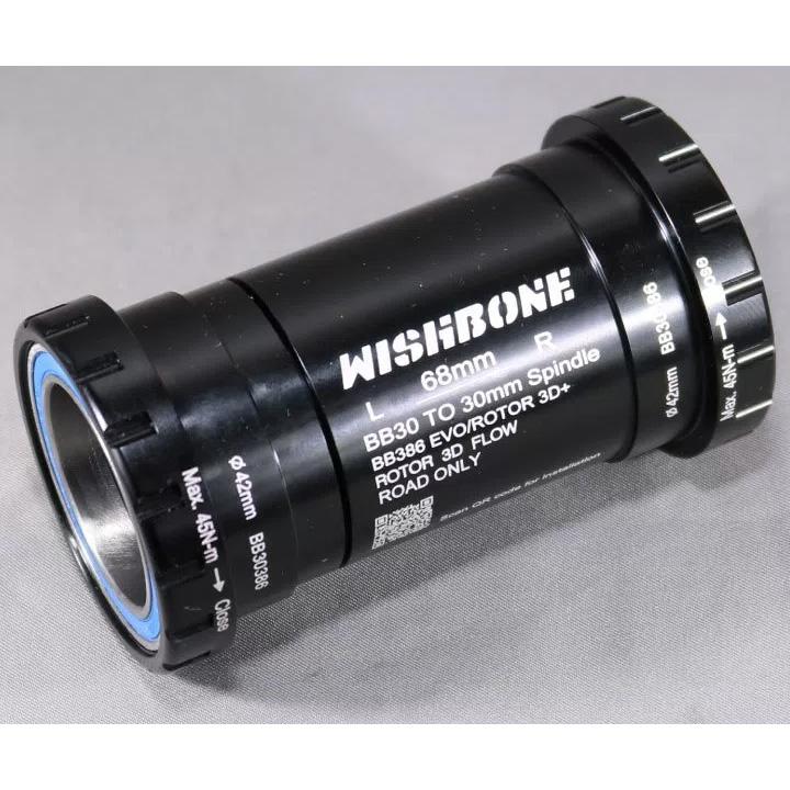 ウィッシュボーン BB30386 42mm/68mm ボトムブラケット