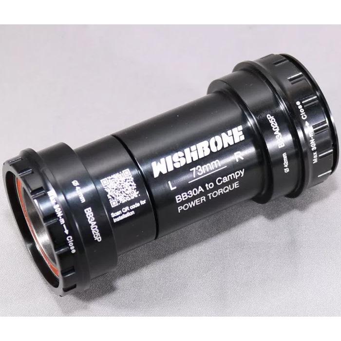 ウィッシュボーン BB30A25P 42mm/73mm ボトムブラケット