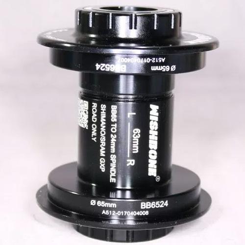 ウィッシュボーン BB6524 65mm/63mm ボトムブラケット