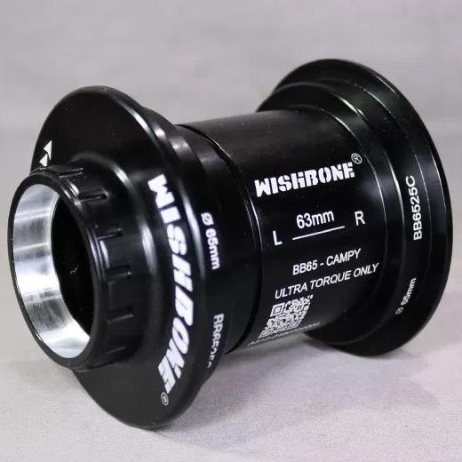 ウィッシュボーン BB6525C 65mm/63mm ボトムブラケット