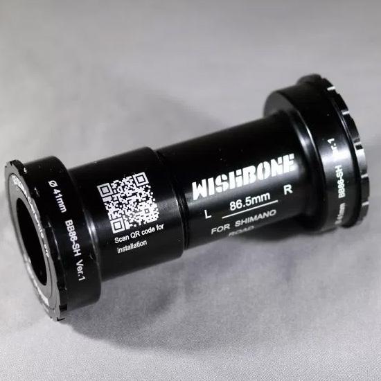 【特急】ウィッシュボーン BB86-SH 41mm/86.5mm ボトムブラケット