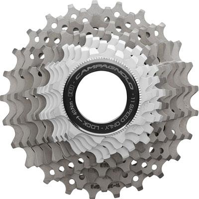 カンパニョーロ スーパーレコード 11段 11-25T スプロケット【自転車】【ロードレーサーパーツ】