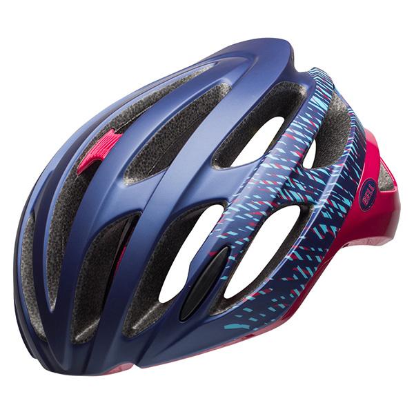 ベル ファルコン MIPS マットネイビー/チェリーファイバー ヘルメット