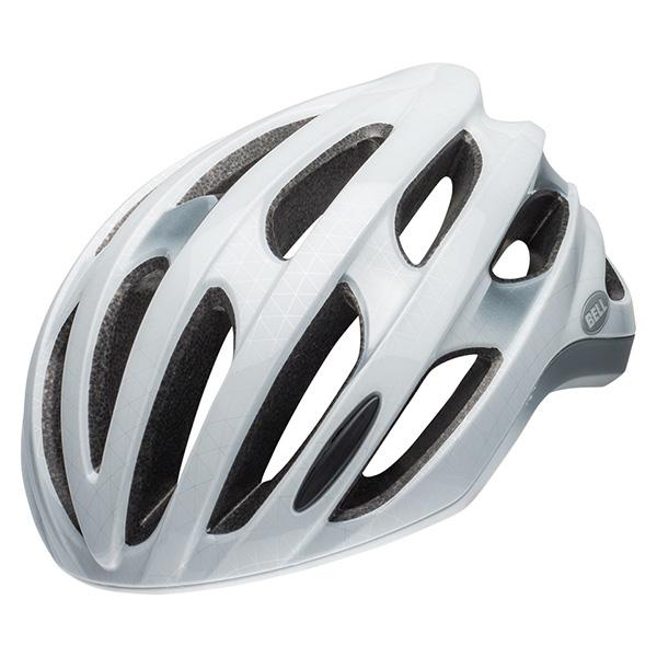 ベル フォーミュラ MIPS マットホワイト/シルバー ヘルメット
