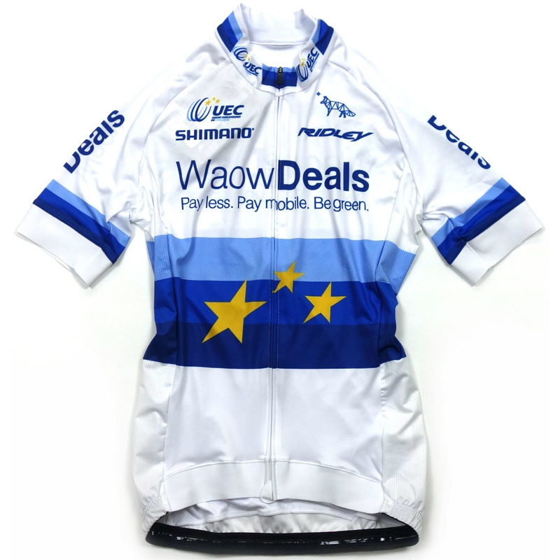 GSG Waow Deals EU Champ Lady Jersey ホワイト レディース