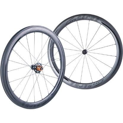 SACRA KYLE5 クリンチャー シマノ/スラム用 前後セット【自転車】【ロードレーサーパーツ】