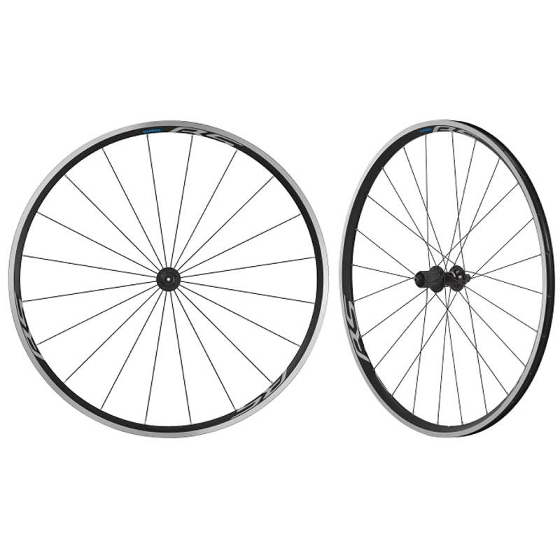 ★シマノ WH-RS100 クリンチャー シマノ/スラム用 前後セット【自転車】【ロードレーサーパーツ】
