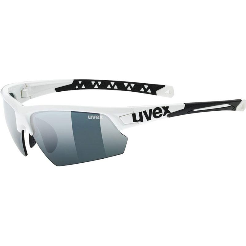 ウベックス スポーツスタイル 224 colorvision ホワイト(アーバン) サングラス