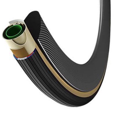 ビットリア CORSA CONTROL 28インチ×28mm幅 ブラックスキン チューブラー グラフェン