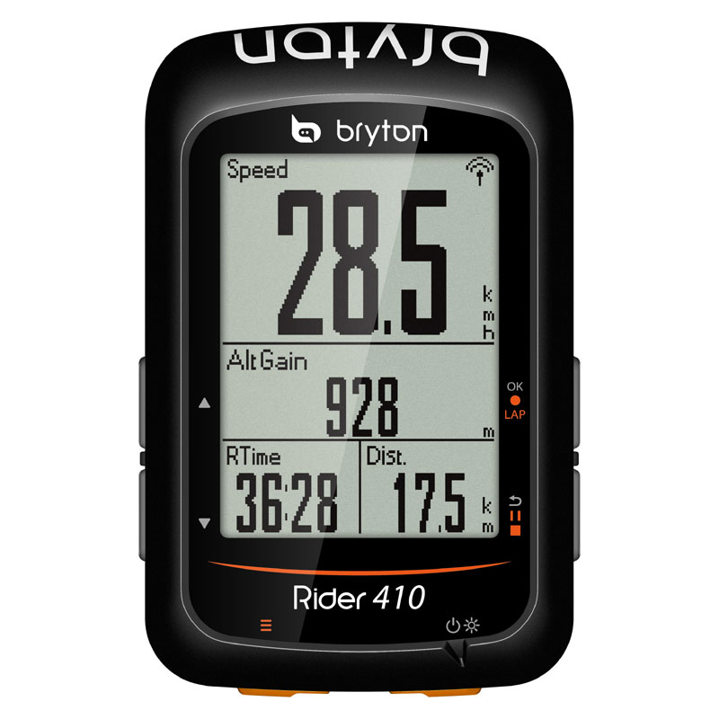 【特急】ブライトン Rider410E (本体のみ) GPS