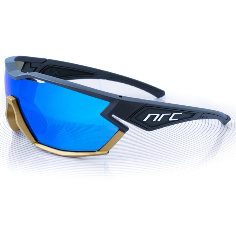 NRC X2 ダークライド ブルー2 アイウェア