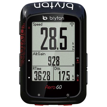 ブライトン Aero 60E (本体のみ) GPS