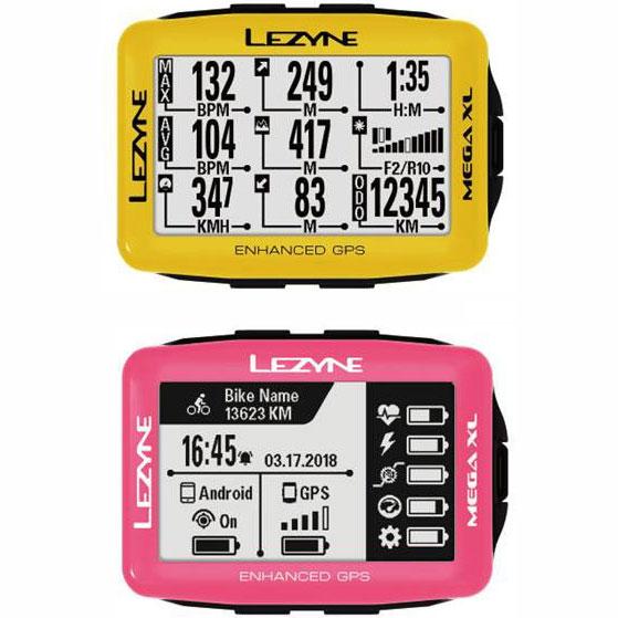 レザイン メガ XL GPS カラーボディーモデル