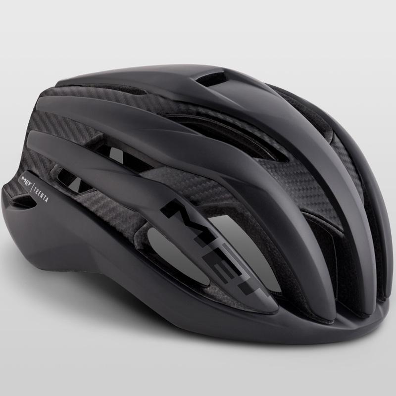 メット トレンタ 3K カーボン ブラック ヘルメット