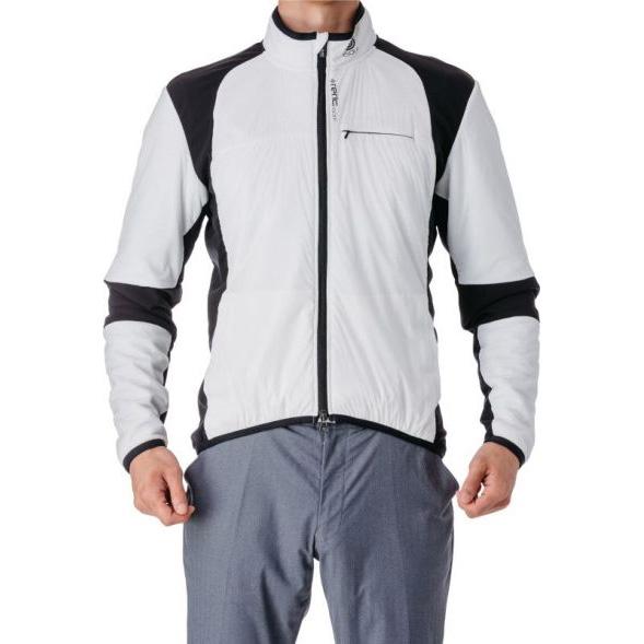 レリック 中綿 ジャケット ホワイト