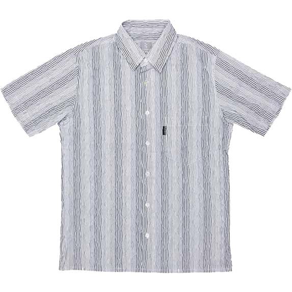 リンプロジェクト 【2129】 エアウェーブシャツ ホワイト