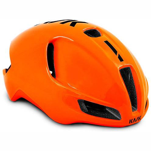 KASK UTOPIA オレンジフルオ/ブラック ヘルメット