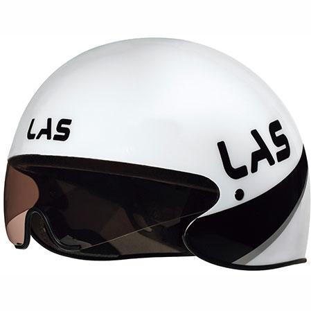 ラス CRONOMETRO ホワイト ヘルメット