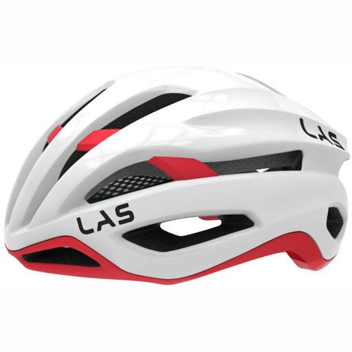 ラス VIRTUS ホワイト/レッド ヘルメット