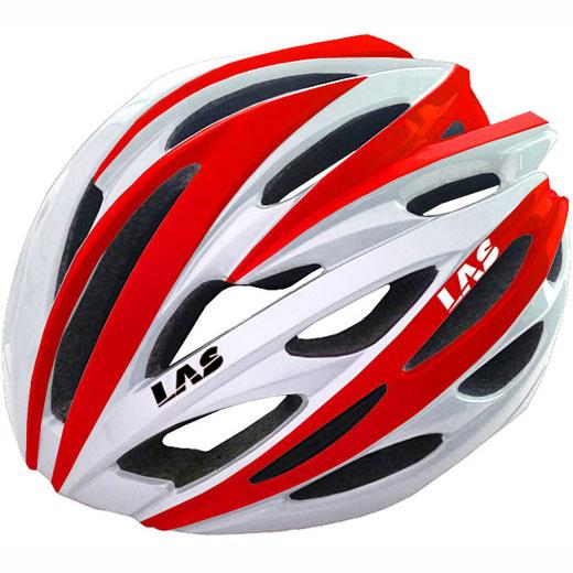 ラス VOYAGER レッド/ホワイト ヘルメット