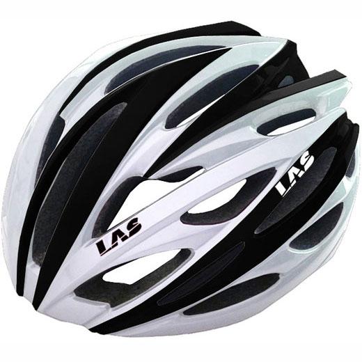 ラス VOYAGER ホワイト/ブラック ヘルメット