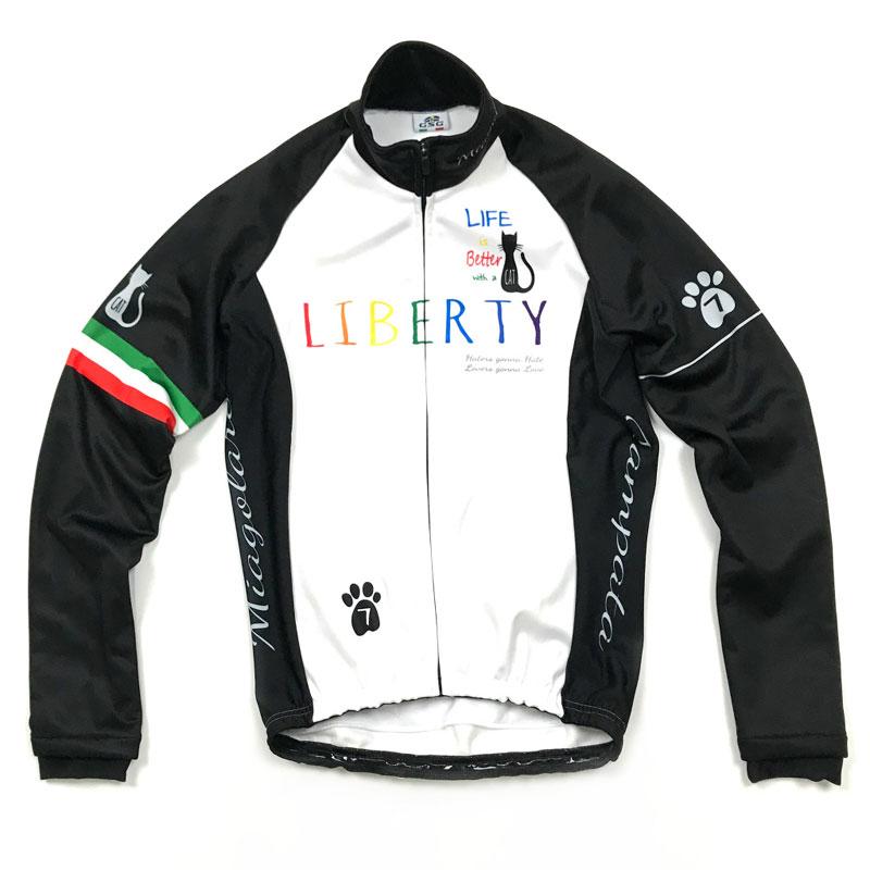 セブンイタリア Liberty Cat Jacket ホワイト