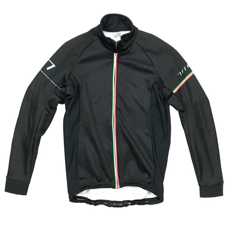 セブンイタリア Neo Cobra Jacket ブラック
