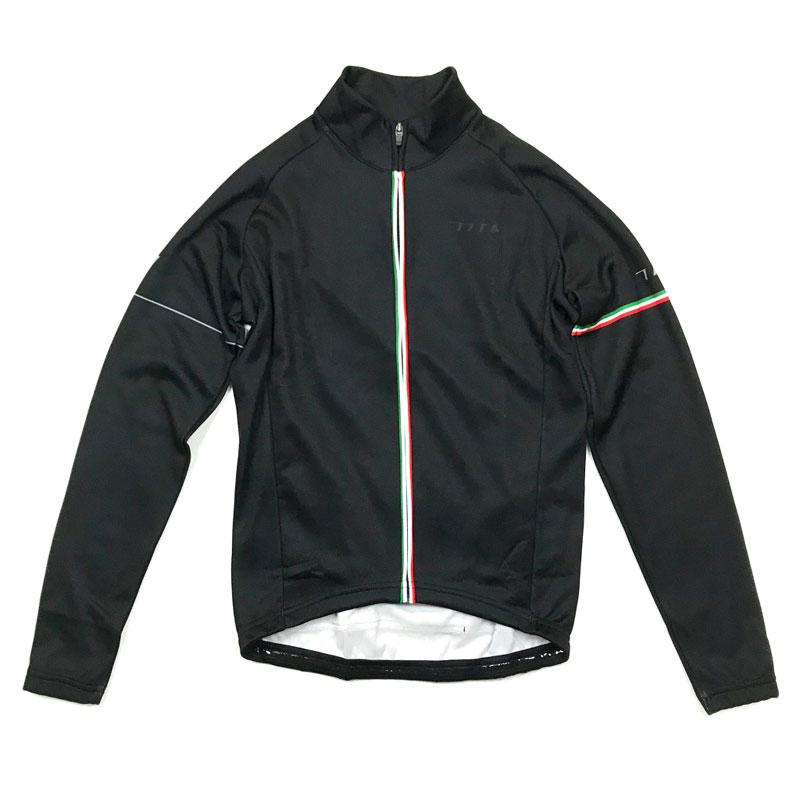 【現品特価】セブンイタリア Neo Cobra LS Jersey ブラック