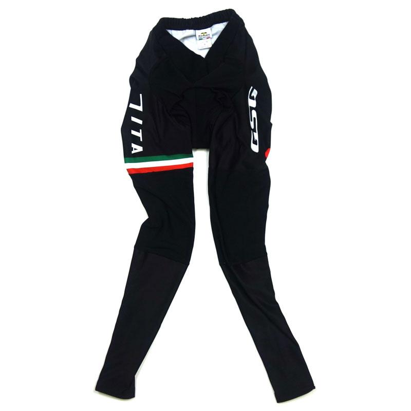 セブンイタリア Neo Lady Winter Tights ブラック/ホワイト レディース