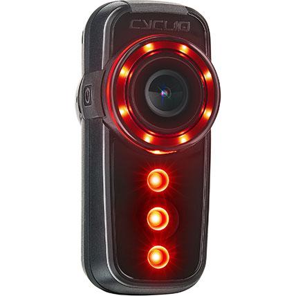 サイクリック フライ6 CE テールライト カメラ付 USB充電