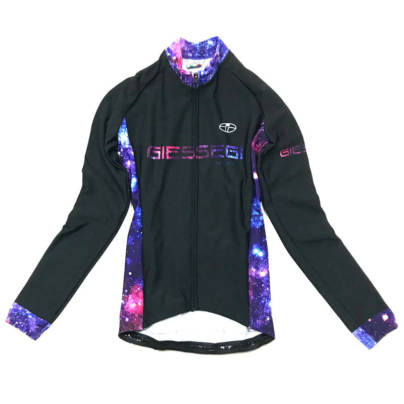 GSG Galaxy Lady LS Jersey ブラック