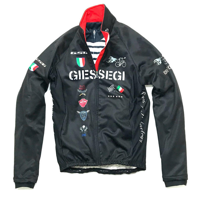 GSG Neo National Italy Jacket ブラック