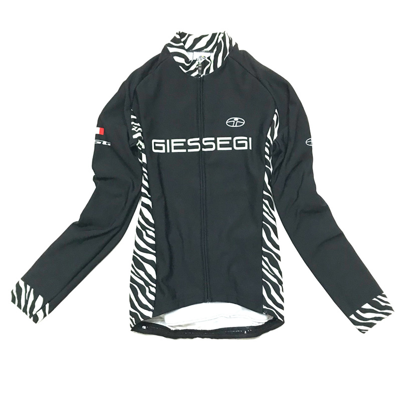 GSG Zebra Lady LS Jersey ブラック