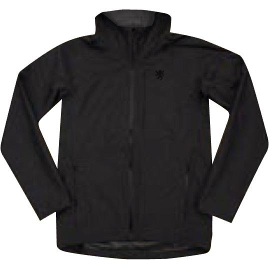 カペルミュール ウォータープルーフジャケット セミロング ブラック